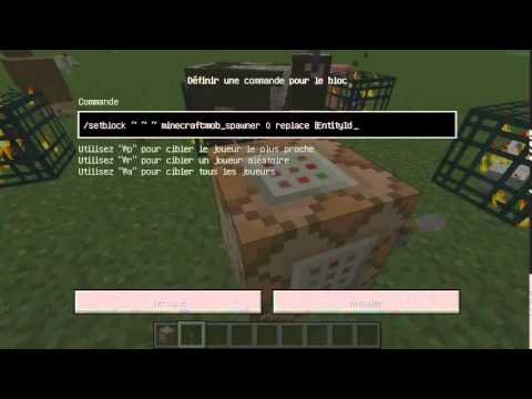 Minecraft [1.7.10] - Enderdragon spawner & more mob spawners