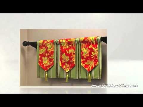 Creative Ways to Use Window Valance - Window Wear