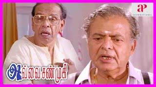 Avvai Shanmugi Ultimate Comedy Scene | Nassar helps Gemini Ganesan woo Avvai Shamnugi | Nagesh