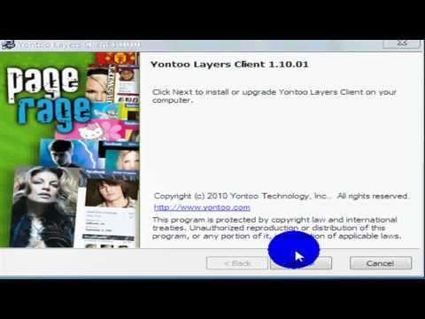 How to change ur Facebook Profile Background pagerage