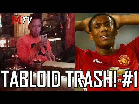 Memphis Does Shisha, Drink Driving Is Glorified & Martial's Off! | Tabloid Trash #1