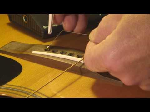 Yamaha Acoustic Guitar Repair