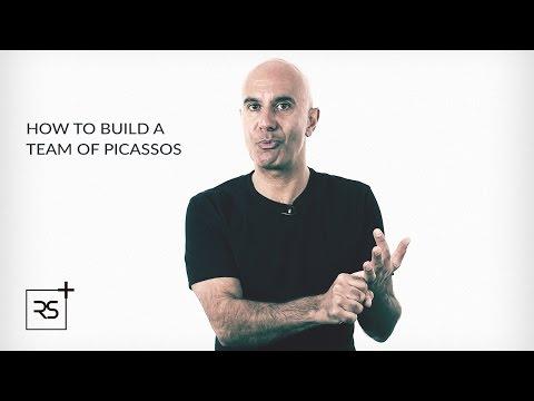 How To Build A Team Of Picassos   Robin Sharma
