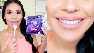 Oral Hygiene 101   Avoiding Bad Breath + How I Whiten My Teeth   JuicyJas