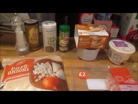 Slimming World Syn Free Chicken Liver Pate