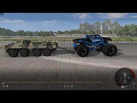 Beamng.Drive]  Mod/Tug Of War/Reckless AI Control