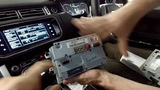 How to upgrade Land Rover Freelander steering wheel with aud