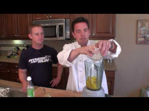 Mango Curry Sauce - Chef Kirk Leins and Jon Ham in the kitchen.mp4