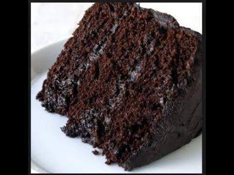 How To Make Cake In Pressure Cooker | Chocolate Cake Recipe