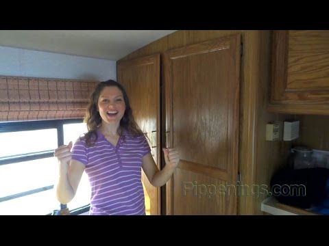 Fixing A Closet Door - Roller Catch