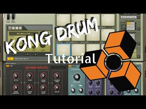 Brief tutorial for making a beat using reason 5 by j walker.