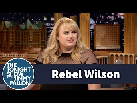 Rebel Wilson Did Her Own Pitch Perfect 2 Aerial Stunts