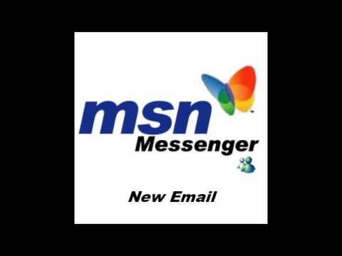Old MSN Messenger Sounds (pre-MSN Messenger 5 / 2002)