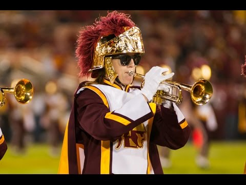 All About College Marching Band!