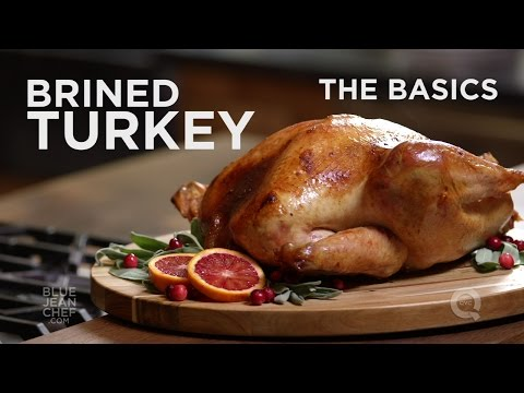 How to Brine and Roast a Turkey - The Basics on QVC