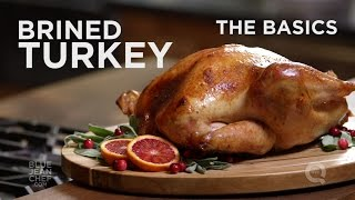 How To Brine And Roast A Turkey The Basics On Qvc