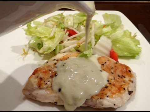 Chicken Steak With Cheese By Food In 5 Minutes
