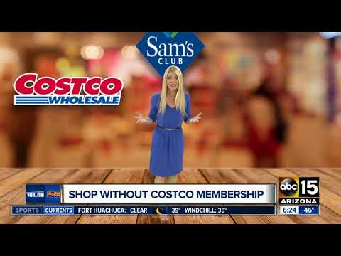 How to shop Costco without a membership