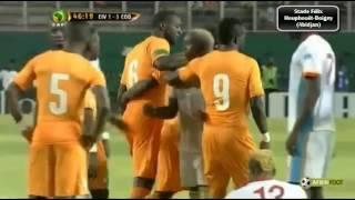 Ivory coast Vs DRC,  Cote d'ivoire Versus DR Congo AFCON 20 January 2017 Live Match Streaming Online