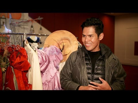 Costume Designer Clint Ramos Turns Trash Into Treasure in ONCE ON THIS ISLAND