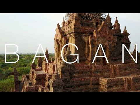 BAGAN (MYANMAR) TRAVEL VLOG - CITY OF TEMPLES