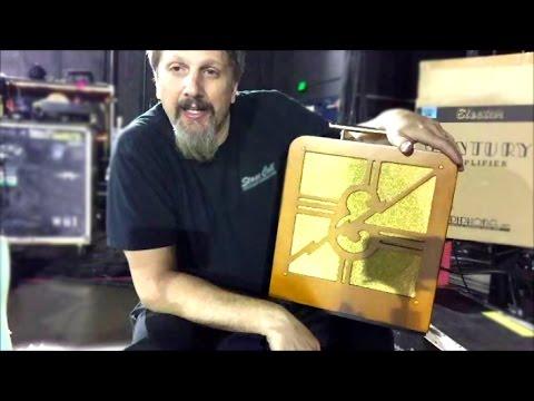Epiphone Century Electar guitar amplifier vintage look 75th anniversary