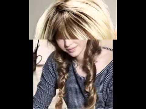 Cute long hair cuts
