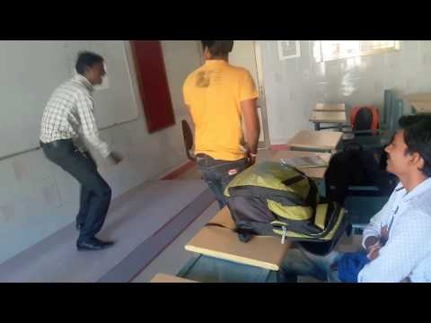 MY Funny Video - When I was in Master Degree - Class Masti Time