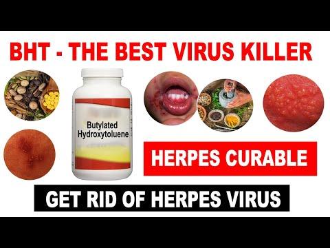 BHT -  Flu, Herpes, Hepatitis, Shingles Cure
