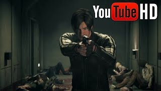 Resident Evil Vendetta Chris Vs Glenn Round 2 720p Hd