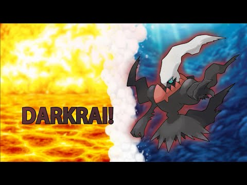 UK: Get Darkrai from GAME!