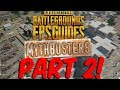 WHAT PUBG FPS GUIDES ACTUALLY WORK PART2 | NOVEMBER MYTHBUSTERS