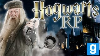 Dumbledore Is A Slave Trader?? - Garry's Mod | Harry Potter Roleplay