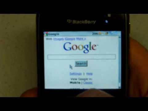 how to clean your blackberry SPRINT 8330 from cookies