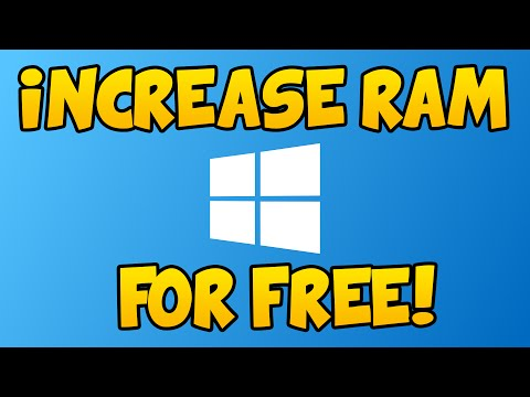 Tutorial - How to Upgrade RAM For Free: Windows 7/8/8.1