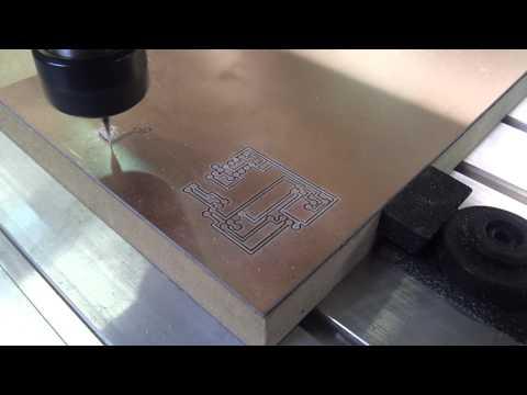 CNC cutting Circuit Board