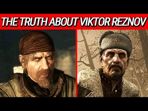THE TRUTH ABOUT VIKTOR REZNOV