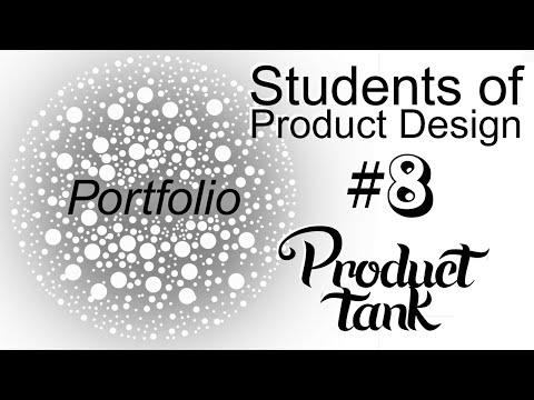 portfolio students of product design episode 8