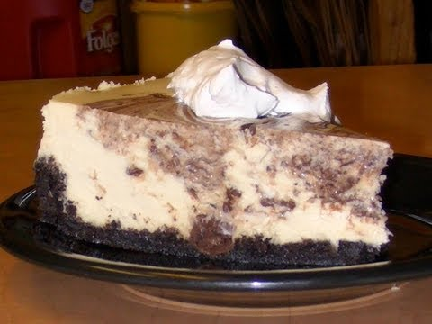 Bailey's Irish Cream Cheesecake - Recipe with Michael's Home Cooking
