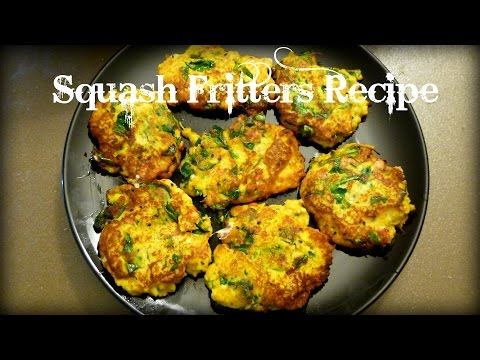 Squash Fritters Recipe | By Victoria Paikin
