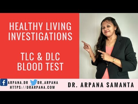 What Is TLC & DLC Blood Test : Healthy Living Investigations #49