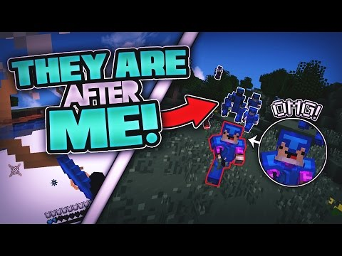 INSANE ESCAPE FROM HUGE POWER FACTION ON SOTW!!! Minecraft Factions (Arcane) #1
