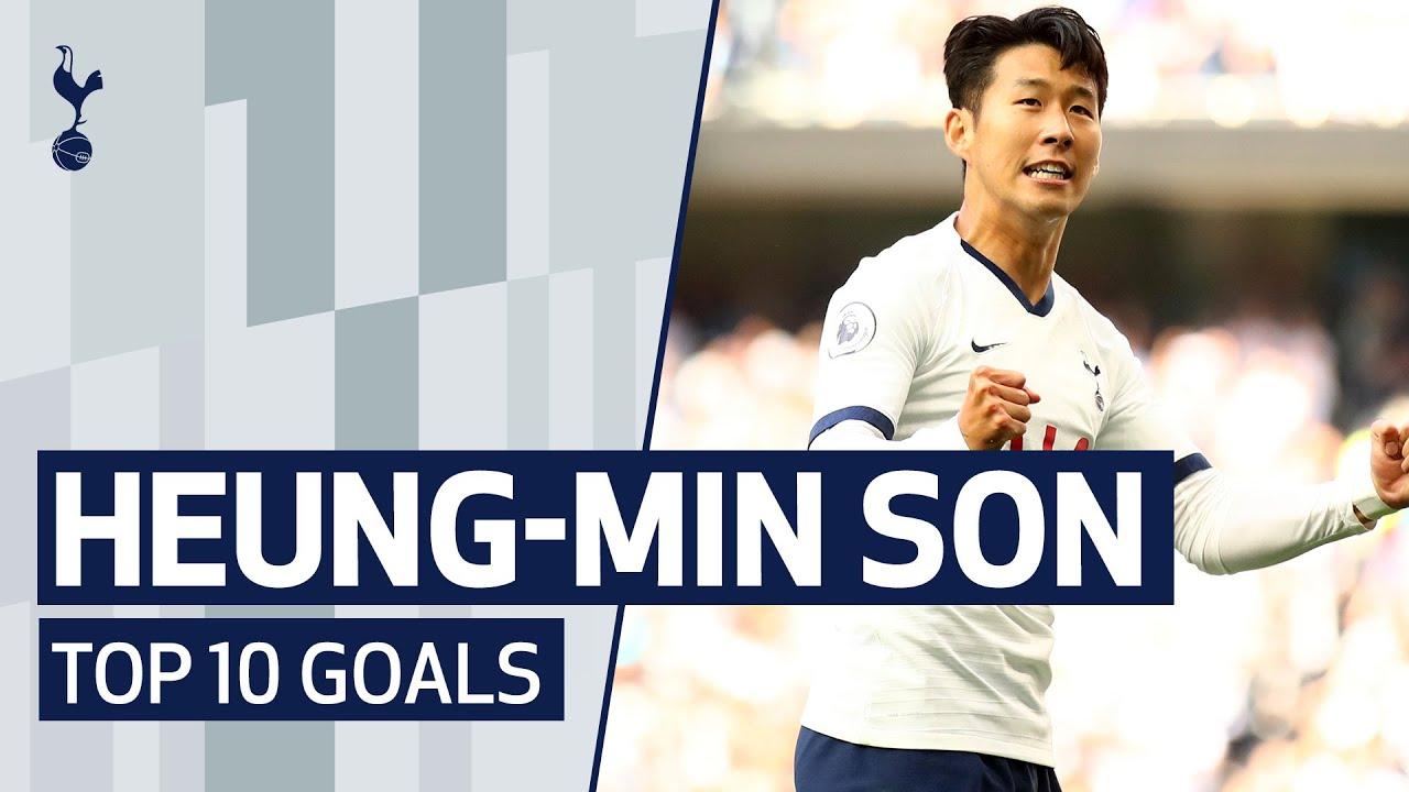 HEUNG-MIN SON'S TOP 10 SPURS GOALS