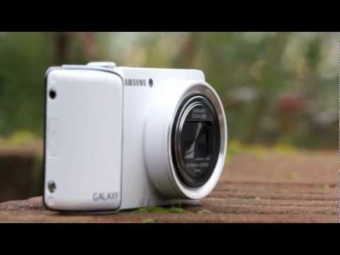 Samsung Galaxy Camera videorecensione ita videoreview