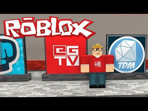 BUILDING A YOUTUBE FACTORY!! Roblox Tycoon