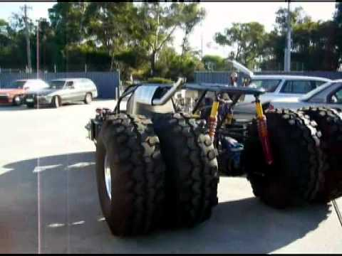 The Dark Knight Tumbler Build