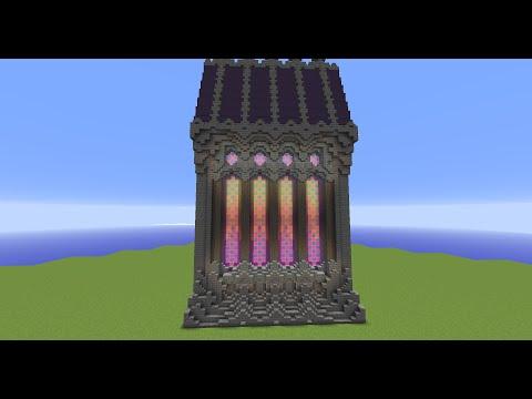 How To Make Rainbow Windows In Minecraft!