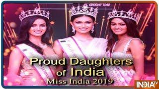 Femina Miss India 2019: Vicky Kaushal, Manushi Chhillar grace the red carpet