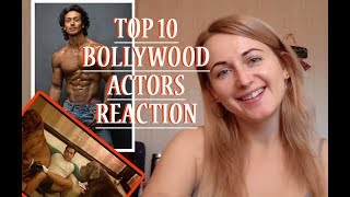 Foreign Girl React To Top 10 Bollywood Actors