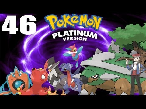 Let's Play Pokémon Platinum #46 - Mt. Coronet! Beginning the Climb!
